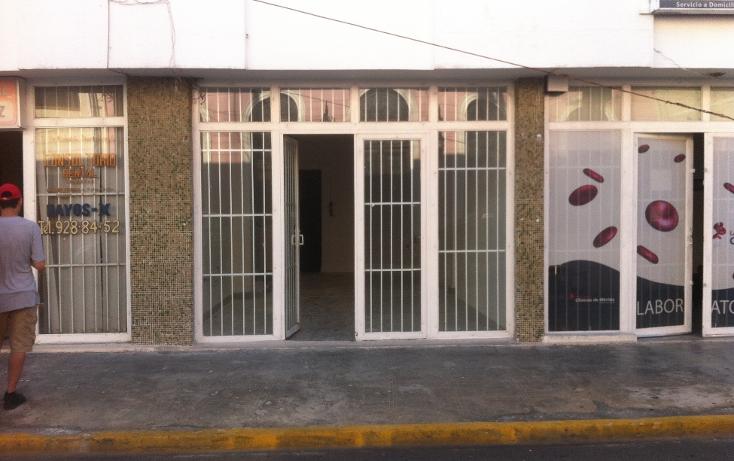 Foto de local en renta en  , merida centro, mérida, yucatán, 1125097 No. 01