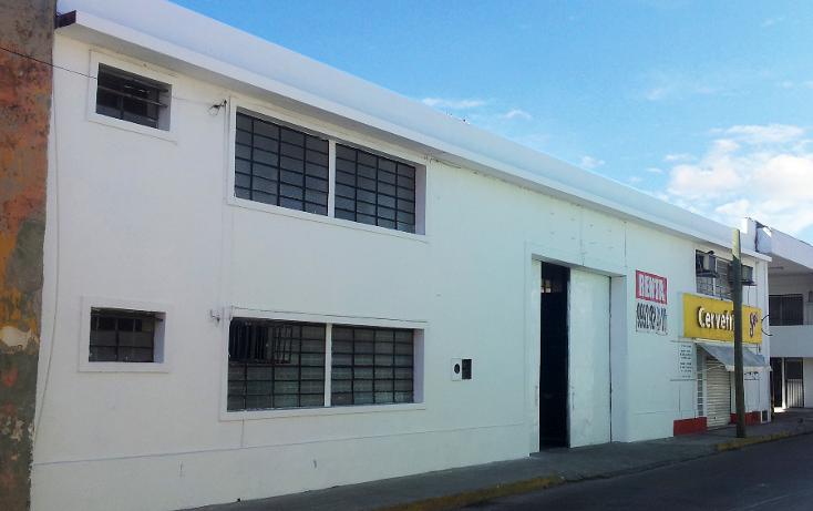 Foto de nave industrial en renta en  , merida centro, m?rida, yucat?n, 1125917 No. 01