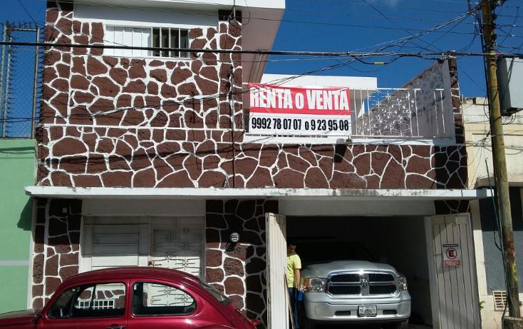 Foto de casa en venta en  , merida centro, mérida, yucatán, 1137427 No. 01