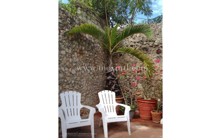 Foto de casa en venta en  , merida centro, m?rida, yucat?n, 1166915 No. 30