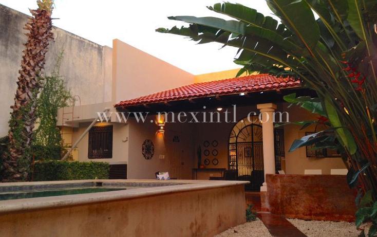 Foto de casa en venta en  , merida centro, m?rida, yucat?n, 1166915 No. 32