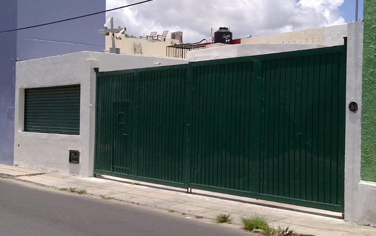Foto de nave industrial en renta en  , merida centro, mérida, yucatán, 1186685 No. 01