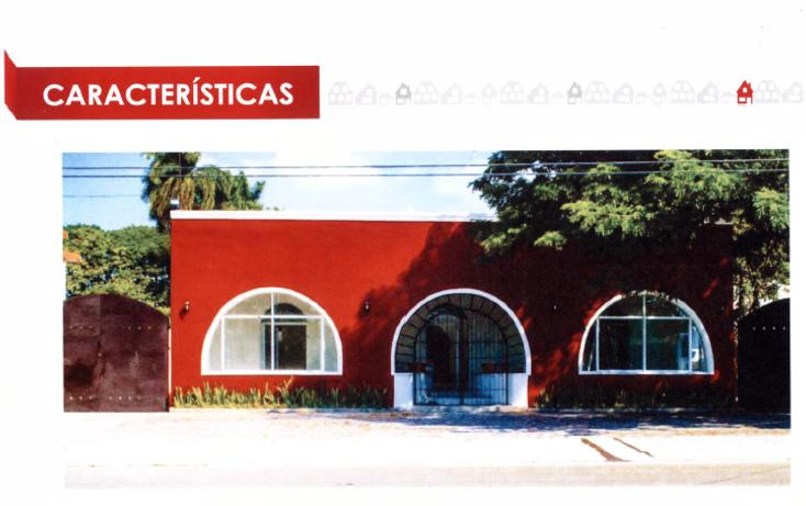 Foto de casa en venta en  , merida centro, mérida, yucatán, 1192667 No. 01
