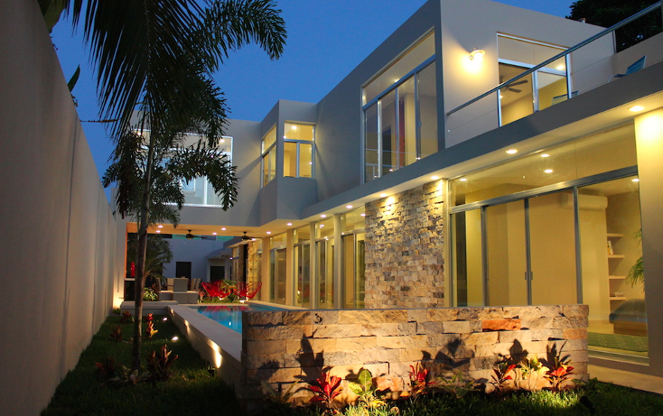 Foto de casa en venta en  , merida centro, m?rida, yucat?n, 1198885 No. 02