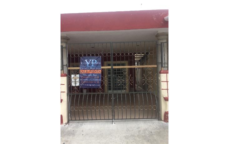 Foto de casa en venta en  , merida centro, mérida, yucatán, 1238017 No. 01