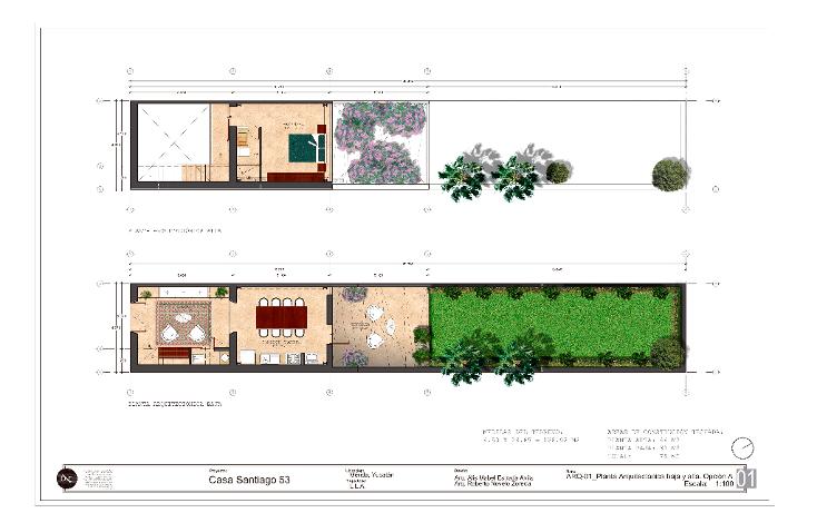 Foto de casa en venta en  , merida centro, mérida, yucatán, 1242221 No. 02