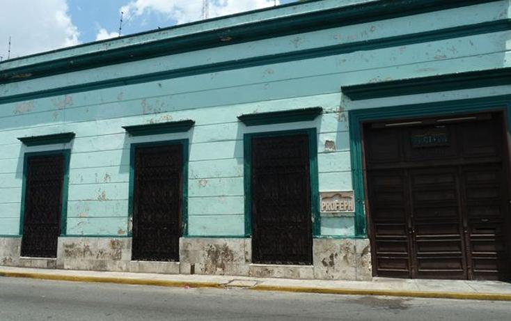 Foto de edificio en renta en  , merida centro, mérida, yucatán, 1252999 No. 01