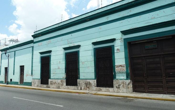 Foto de edificio en renta en  , merida centro, mérida, yucatán, 1252999 No. 02