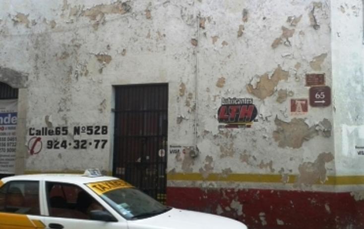 Foto de local en renta en  , merida centro, mérida, yucatán, 1260703 No. 01