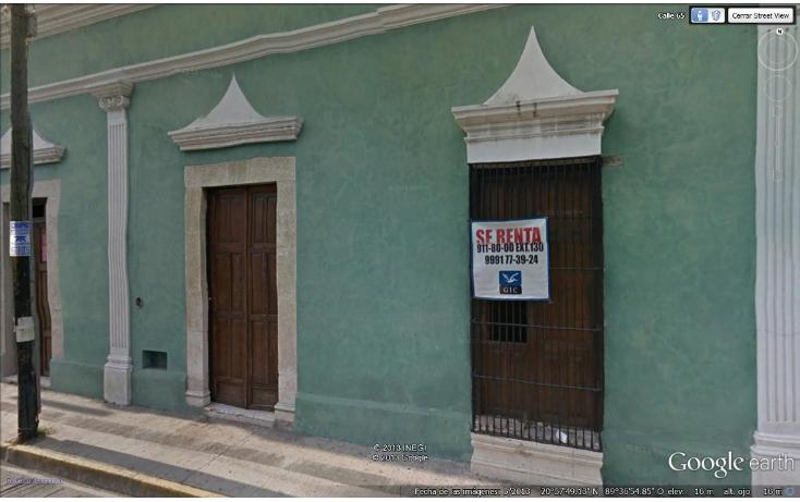 Foto de local en renta en  , merida centro, mérida, yucatán, 1272471 No. 01