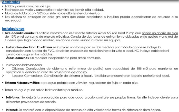 Foto de oficina en venta en, merida centro, mérida, yucatán, 1287965 no 07
