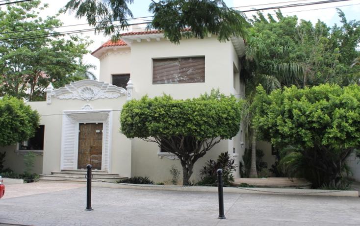 Foto de edificio en renta en  , merida centro, mérida, yucatán, 1309477 No. 01