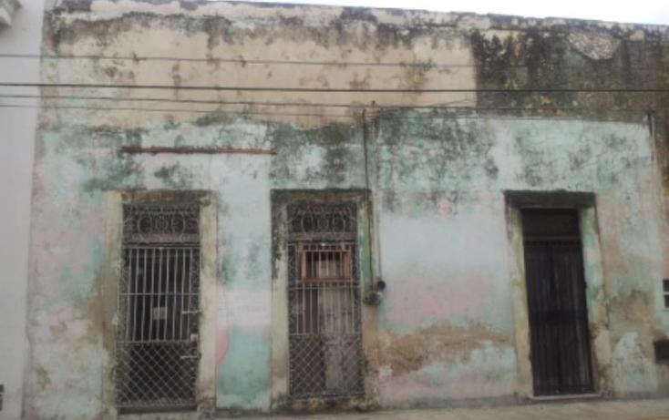 Foto de casa en venta en  , merida centro, m?rida, yucat?n, 1312787 No. 01