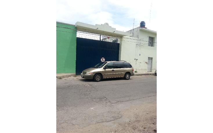 Foto de nave industrial en renta en  , merida centro, mérida, yucatán, 1326703 No. 01