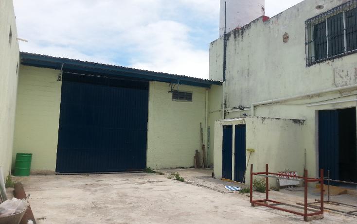 Foto de nave industrial en renta en  , merida centro, mérida, yucatán, 1326703 No. 02