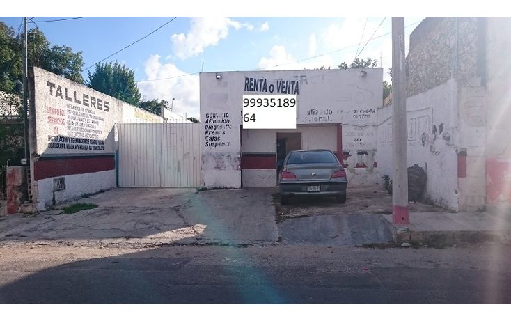 Foto de nave industrial en venta en  , merida centro, mérida, yucatán, 1328453 No. 01