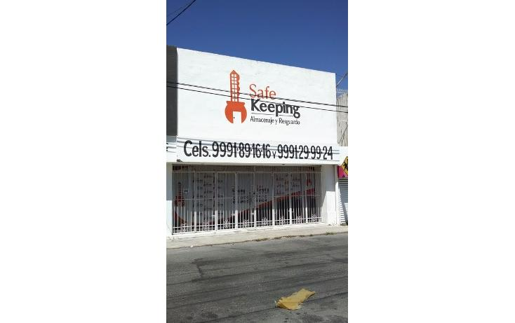 Foto de nave industrial en venta en  , merida centro, mérida, yucatán, 1345187 No. 01