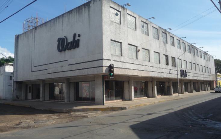 Foto de edificio en renta en  , merida centro, mérida, yucatán, 1375865 No. 01