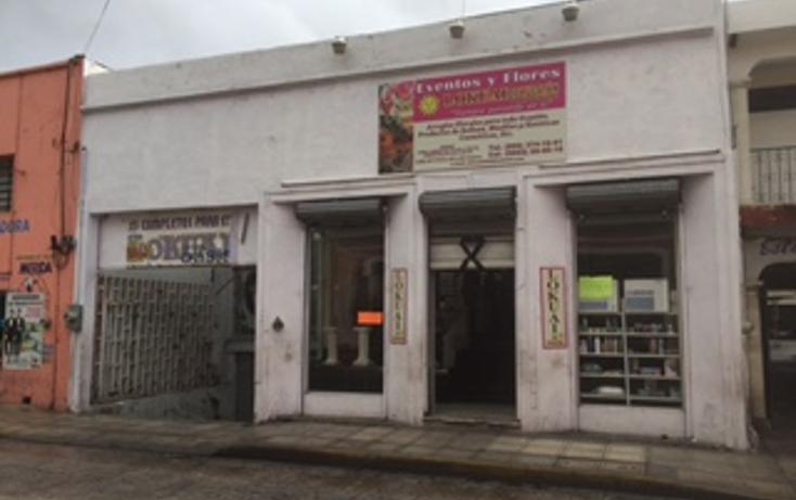 Foto de local en venta en  , merida centro, mérida, yucatán, 1417371 No. 01
