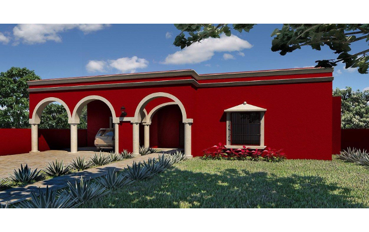 Foto de casa en venta en  , merida centro, mérida, yucatán, 1423913 No. 01