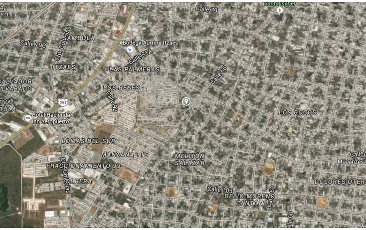 Foto de terreno comercial en venta en  , merida centro, m?rida, yucat?n, 1427623 No. 01