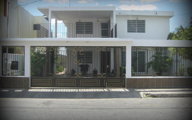 Foto de casa en venta en  , merida centro, mérida, yucatán, 1458741 No. 01