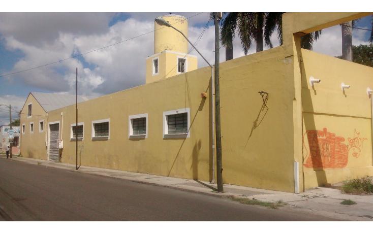 Foto de nave industrial en venta en  , merida centro, m?rida, yucat?n, 1499375 No. 02