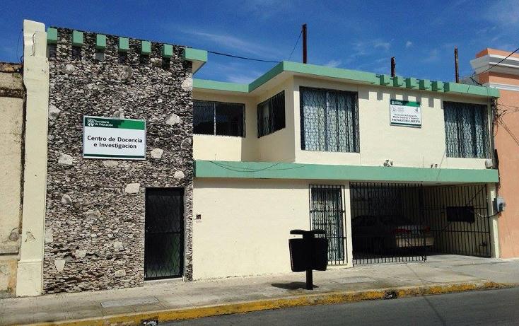 Foto de edificio en venta en  , merida centro, mérida, yucatán, 1501083 No. 01
