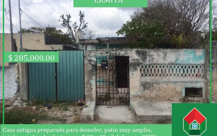 Foto de casa en venta en  , merida centro, m?rida, yucat?n, 1501833 No. 01