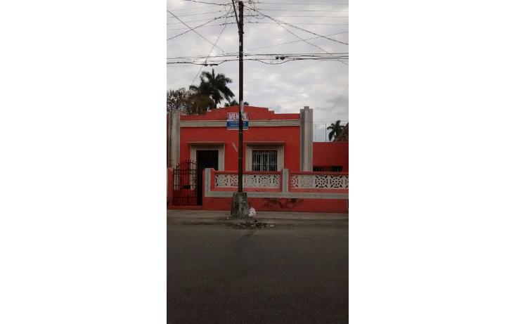 Foto de casa en venta en  , merida centro, mérida, yucatán, 1560966 No. 01