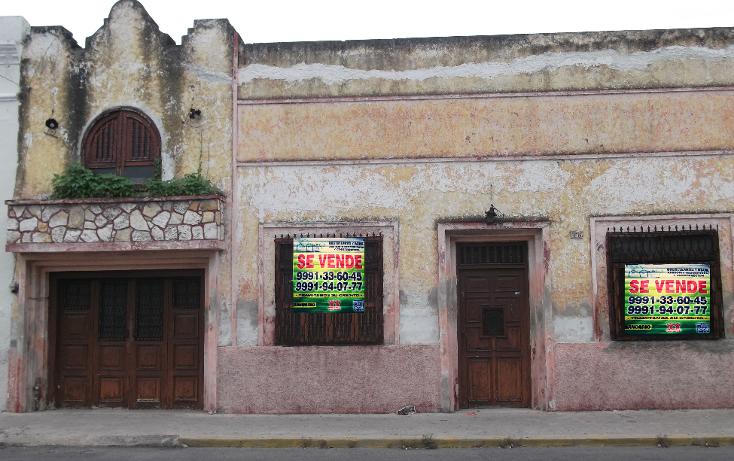 Foto de casa en venta en  , merida centro, mérida, yucatán, 1561858 No. 01