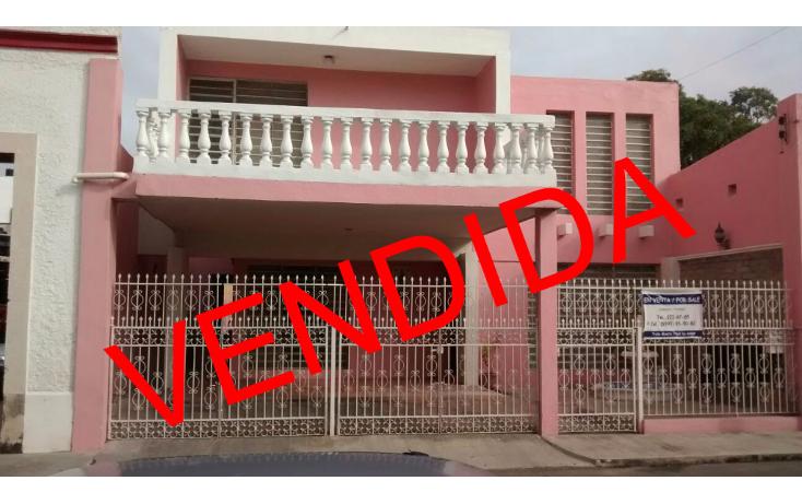 Foto de casa en venta en  , merida centro, mérida, yucatán, 1562110 No. 01