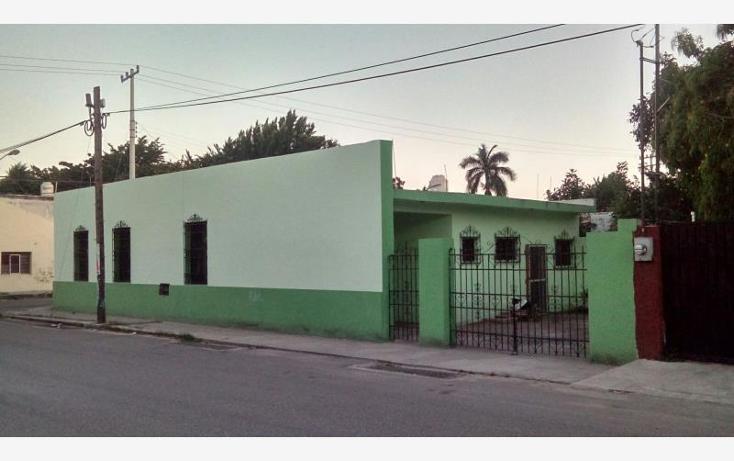 Foto de casa en venta en  , merida centro, m?rida, yucat?n, 1566206 No. 01