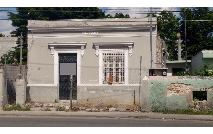 Foto de casa en venta en  , merida centro, mérida, yucatán, 1571342 No. 01