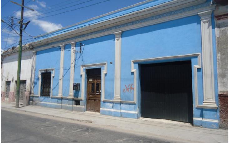 Foto de casa en venta en  , merida centro, mérida, yucatán, 1664240 No. 01