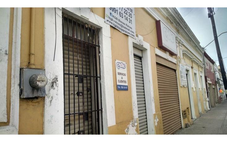 Foto de edificio en venta en  , merida centro, m?rida, yucat?n, 1665837 No. 01