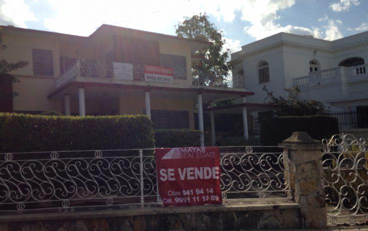 Foto de casa en venta en, merida centro, mérida, yucatán, 1670886 no 01