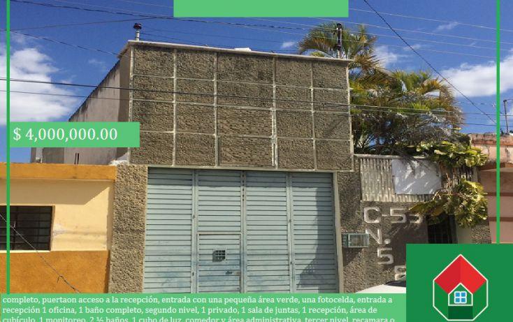 Foto de casa en venta en, merida centro, mérida, yucatán, 1691556 no 01