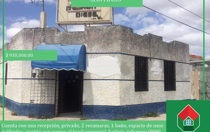 Foto de local en venta en  , merida centro, mérida, yucatán, 1696230 No. 01