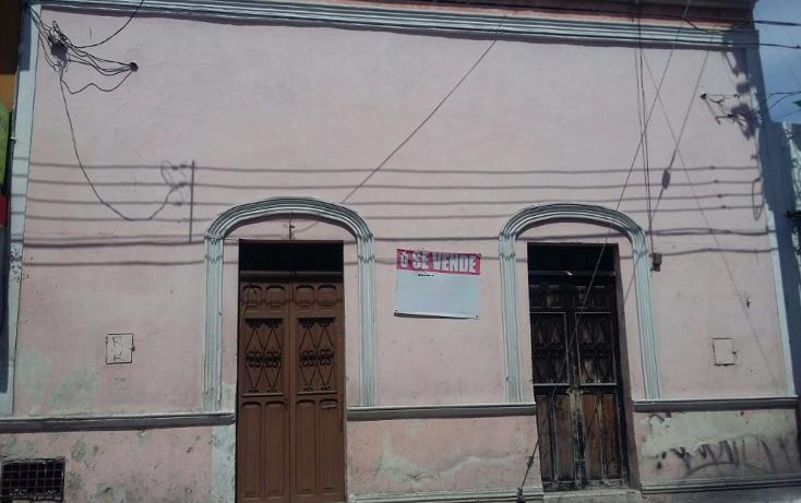 Foto de casa en venta en  , merida centro, m?rida, yucat?n, 1721438 No. 01