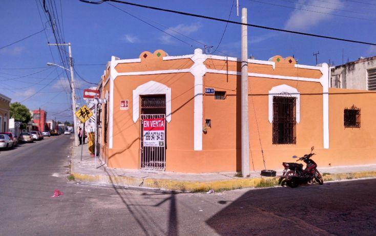 Foto de casa en venta en, merida centro, mérida, yucatán, 1732054 no 01