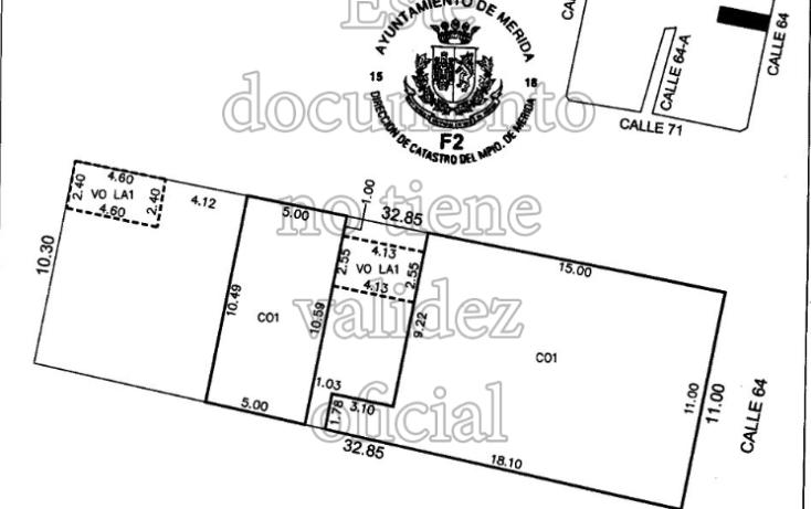 Foto de casa en venta en  , merida centro, m?rida, yucat?n, 1742559 No. 47