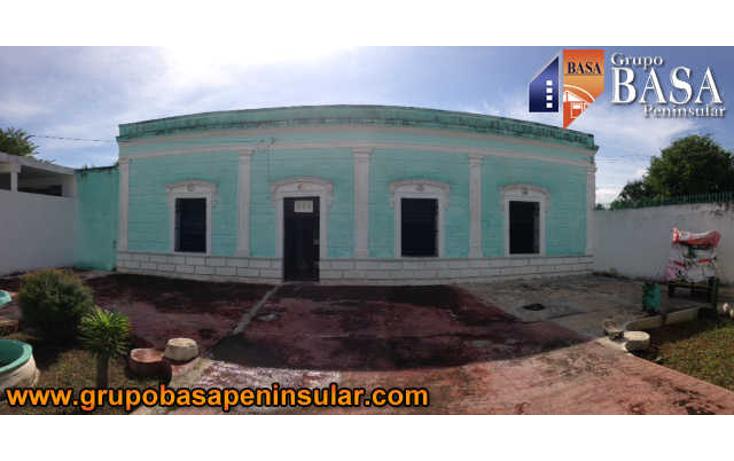 Foto de casa en venta en  , merida centro, m?rida, yucat?n, 1760320 No. 01