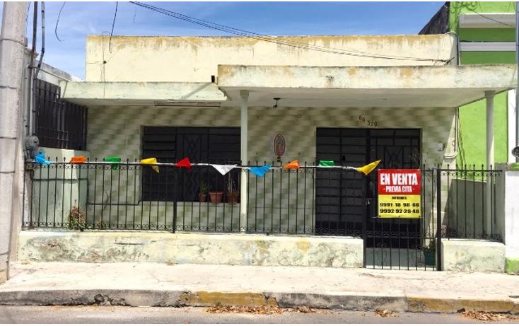 Foto de casa en venta en  , merida centro, m?rida, yucat?n, 1768832 No. 01