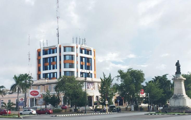 Foto de edificio en renta en  , merida centro, m?rida, yucat?n, 1772240 No. 01