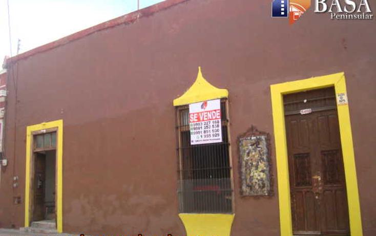 Foto de casa en venta en  , merida centro, mérida, yucatán, 1793310 No. 01