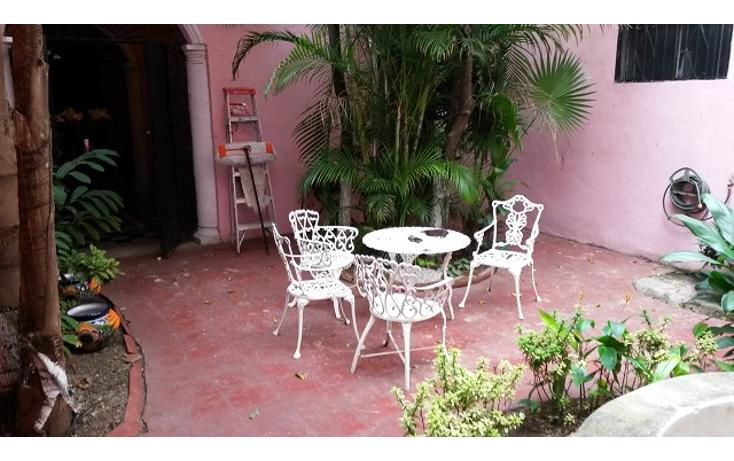 Foto de casa en renta en  , merida centro, mérida, yucatán, 1815922 No. 09