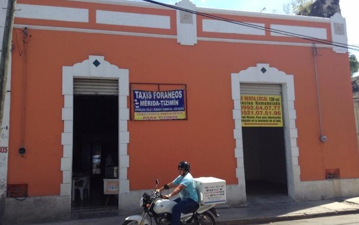Foto de edificio en venta en  , merida centro, m?rida, yucat?n, 1860452 No. 01