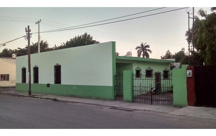 Foto de casa en venta en  , merida centro, mérida, yucatán, 1860764 No. 01