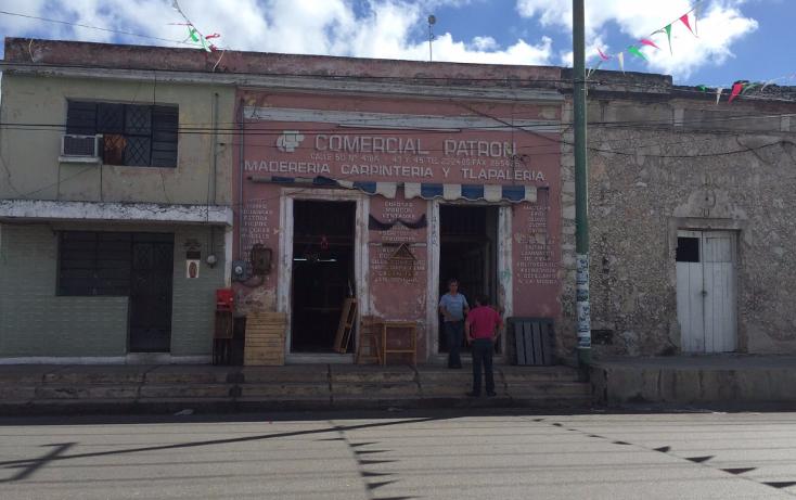 Foto de local en venta en  , merida centro, m?rida, yucat?n, 1865314 No. 01
